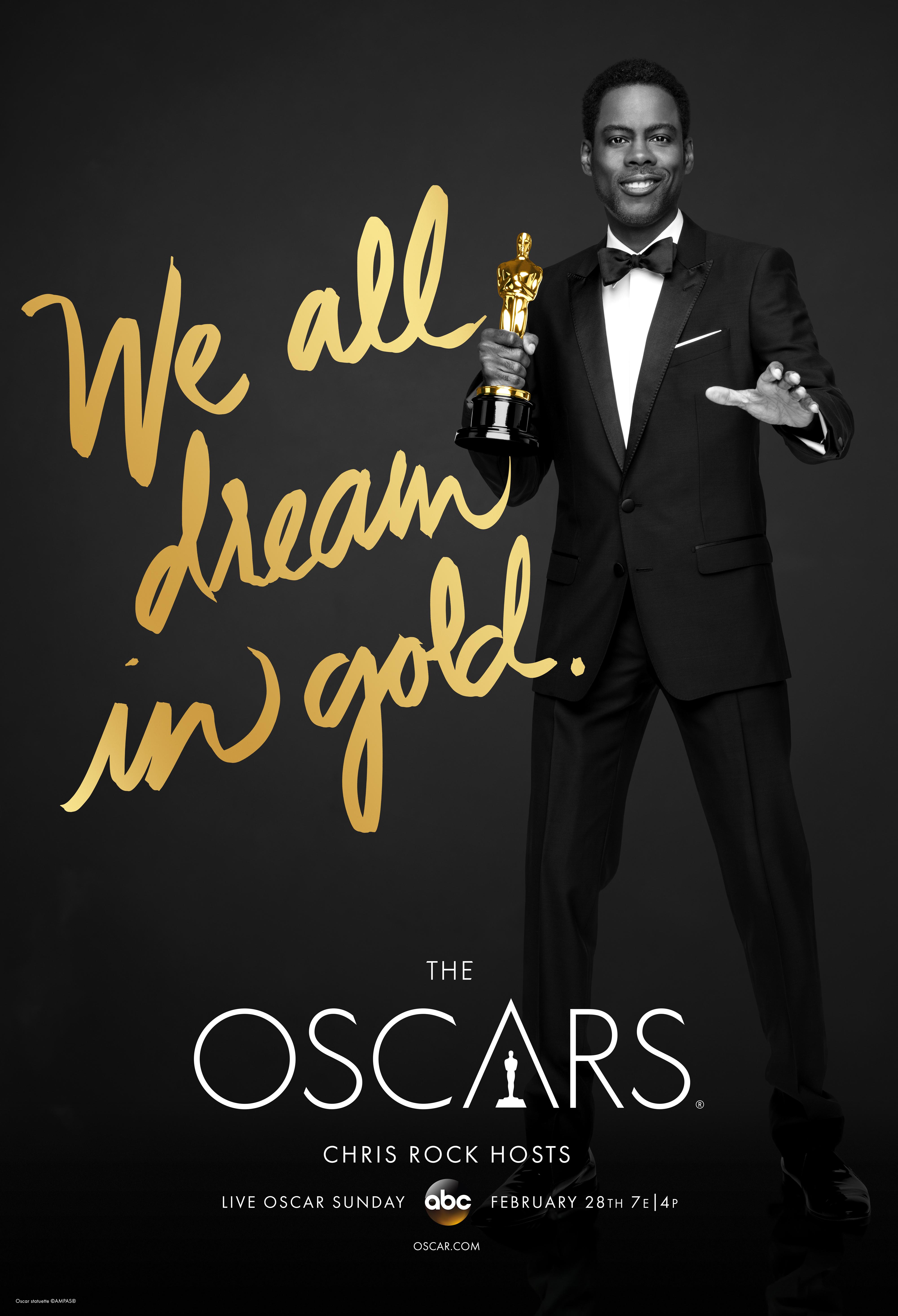 Watch: On Oscar Night 'We All Dream in Gold,' 88th Academy ...
