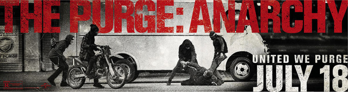 The Purge: Anarchy Posters