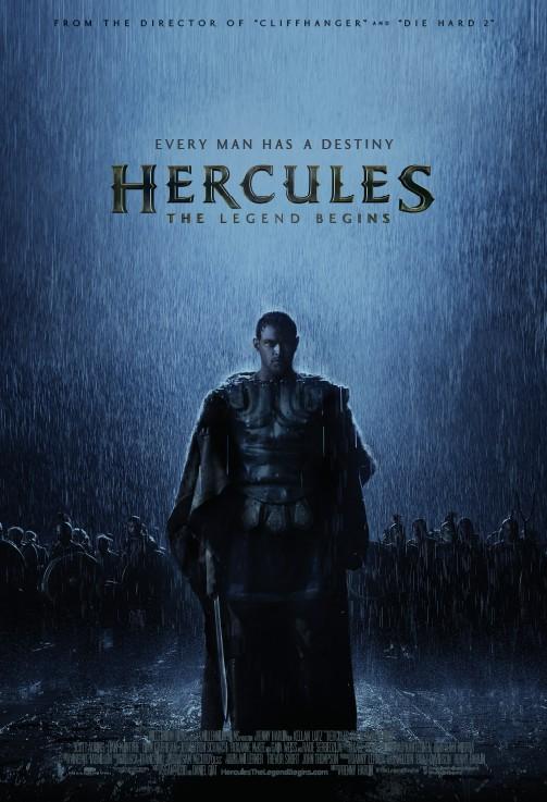 Hercules: The Legend Begins Poster