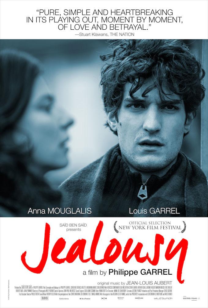 'Jealousy' Poster