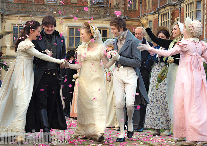 comparing and contrasting the two marriage proposals in the novel pride and prejudice Pride and prejudice through the course of the novel, elizabeth bennet receives  two very different marriage proposals, and a declaration of love  this outburst  is in sharp contrast to collin's long pre-planned monologue, and shows true.