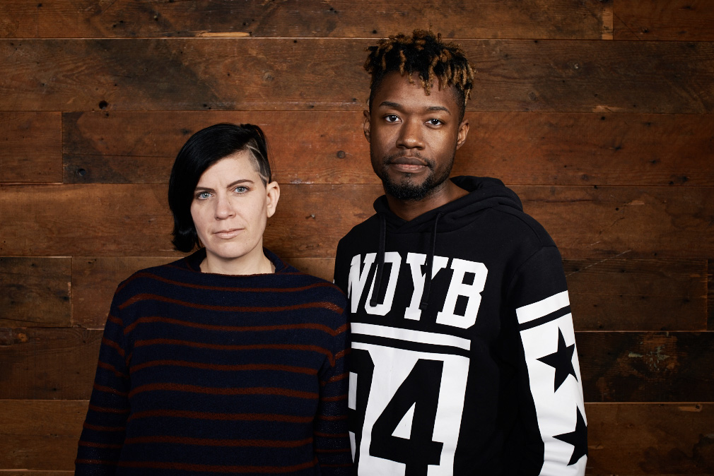 """Kiki"" - Sara Jordenö and Twiggy Pucci Garçon"