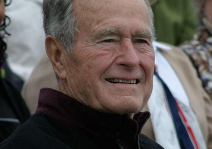 B.H.W. Bush