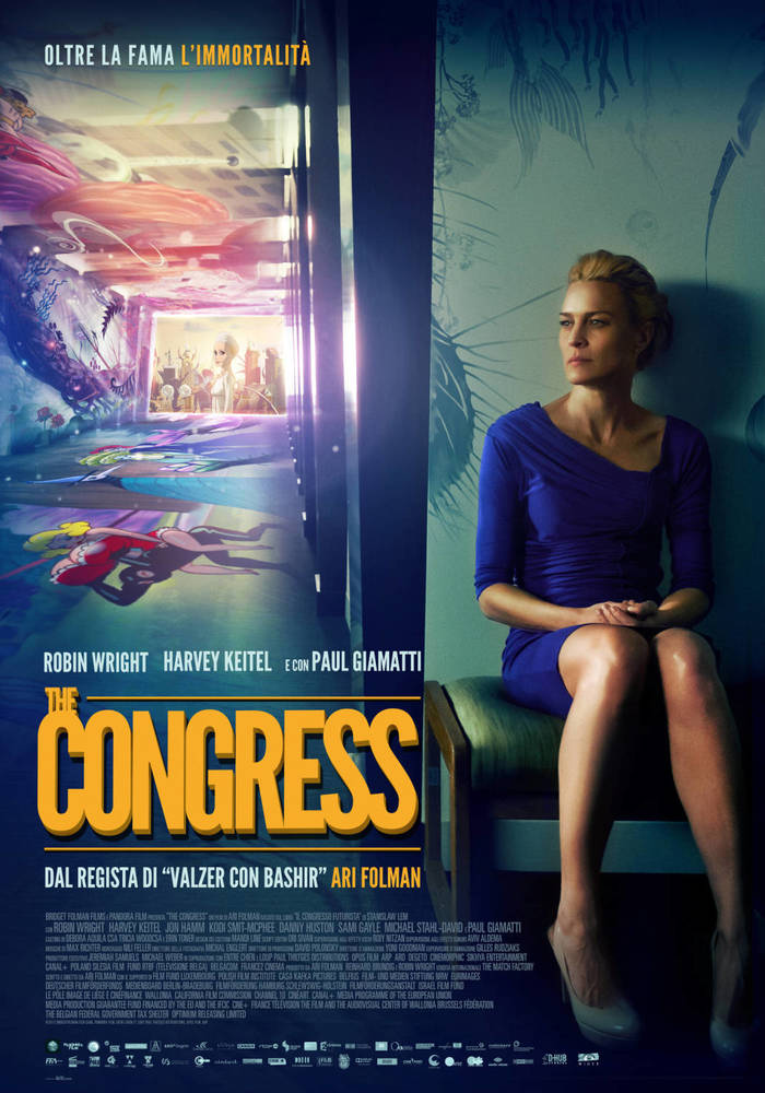 The Congress, poster