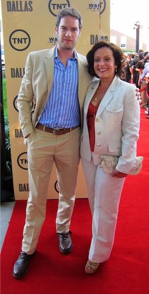 Marlene Forte and Callard Harris