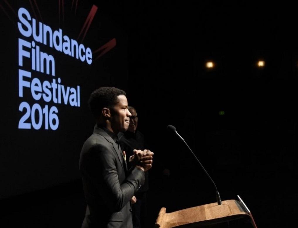 Nate Parker - Sundance 2016