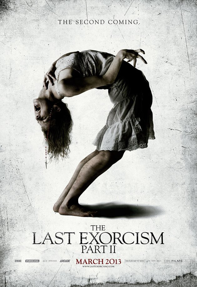 The Last Exorcism 2 Poster
