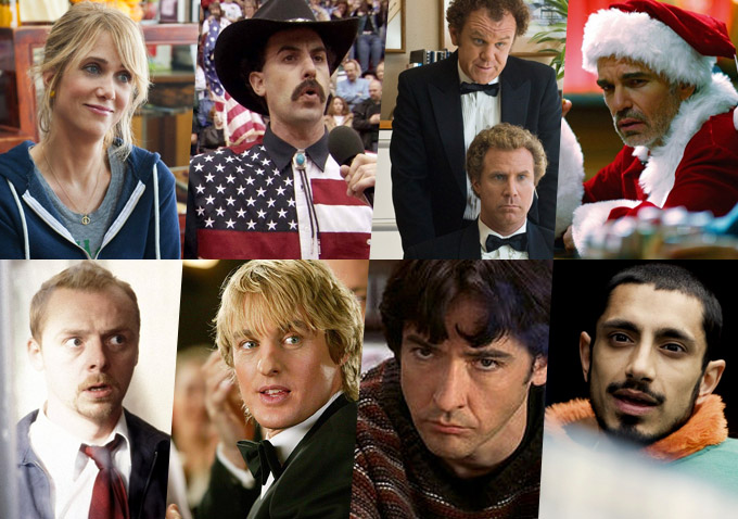 Top 100 Best Comedy Movies Of All Time