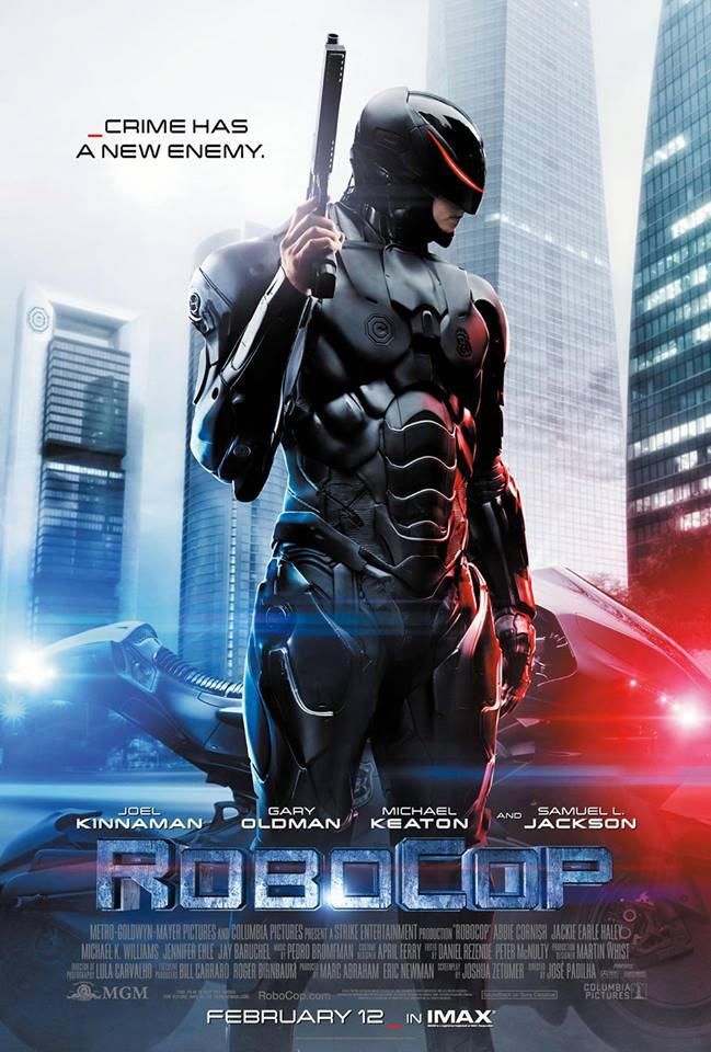 Robocop, poster