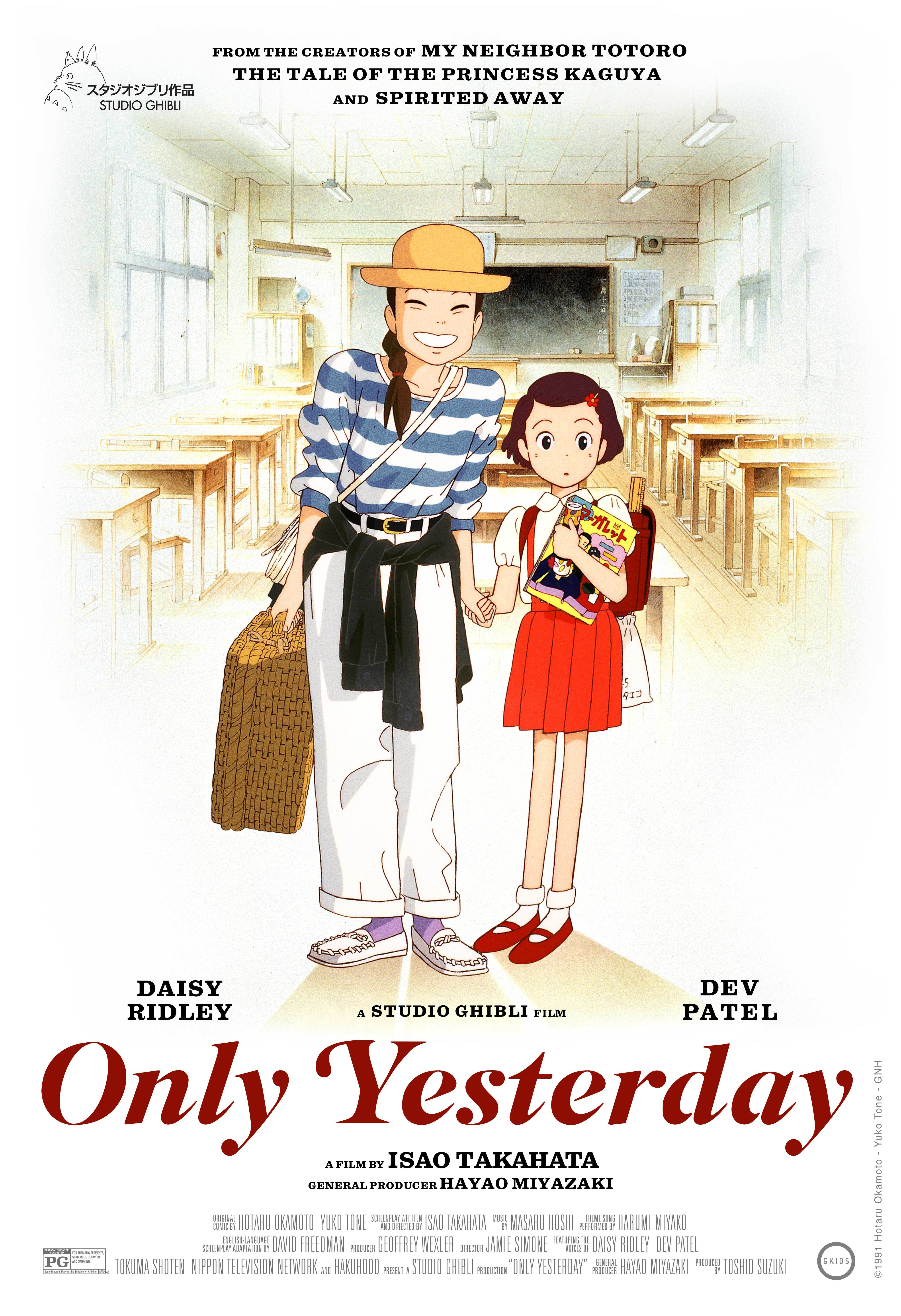 """Only Yesterday"""