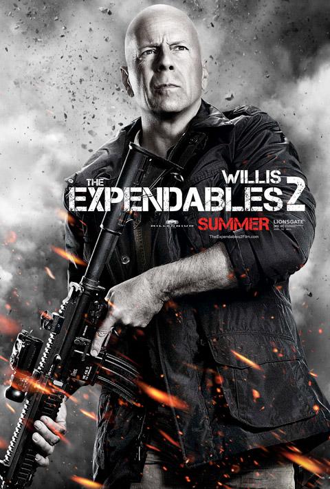 Bruce Willis, EXP2