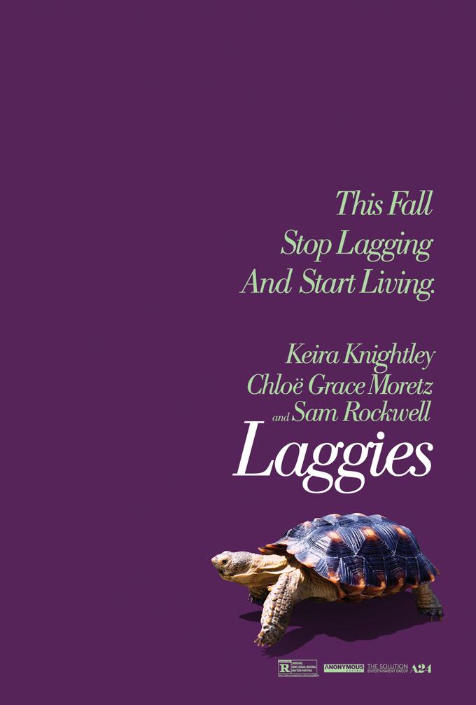 Laggies, poster