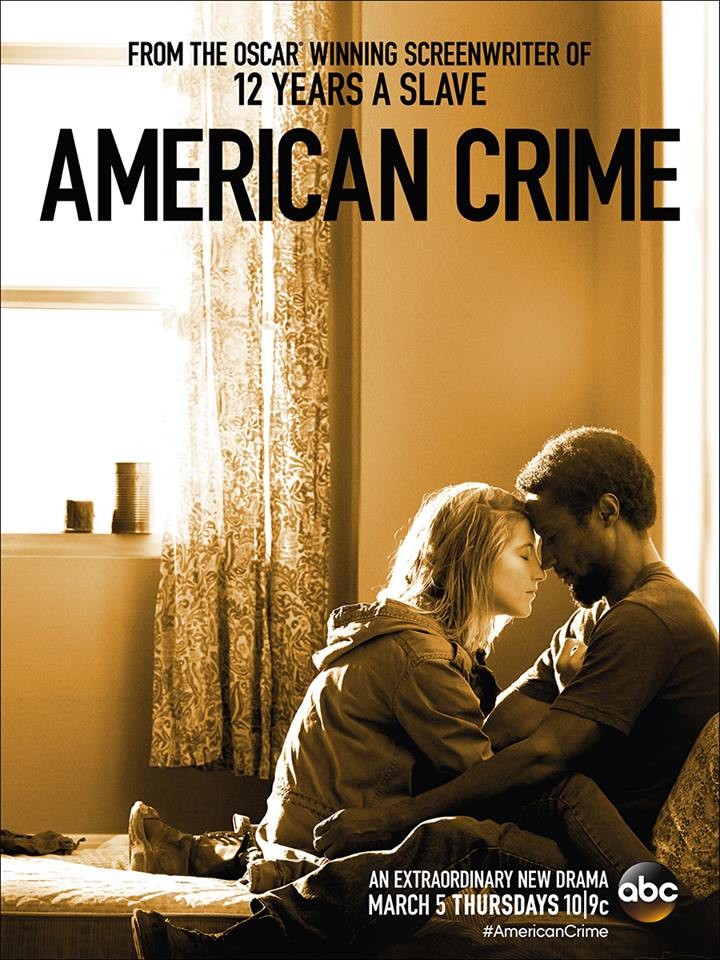 """American Crime"" Official Poster Art"