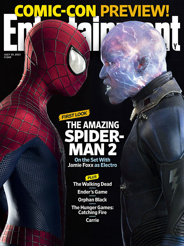 Spider-Man 2 EW Cover