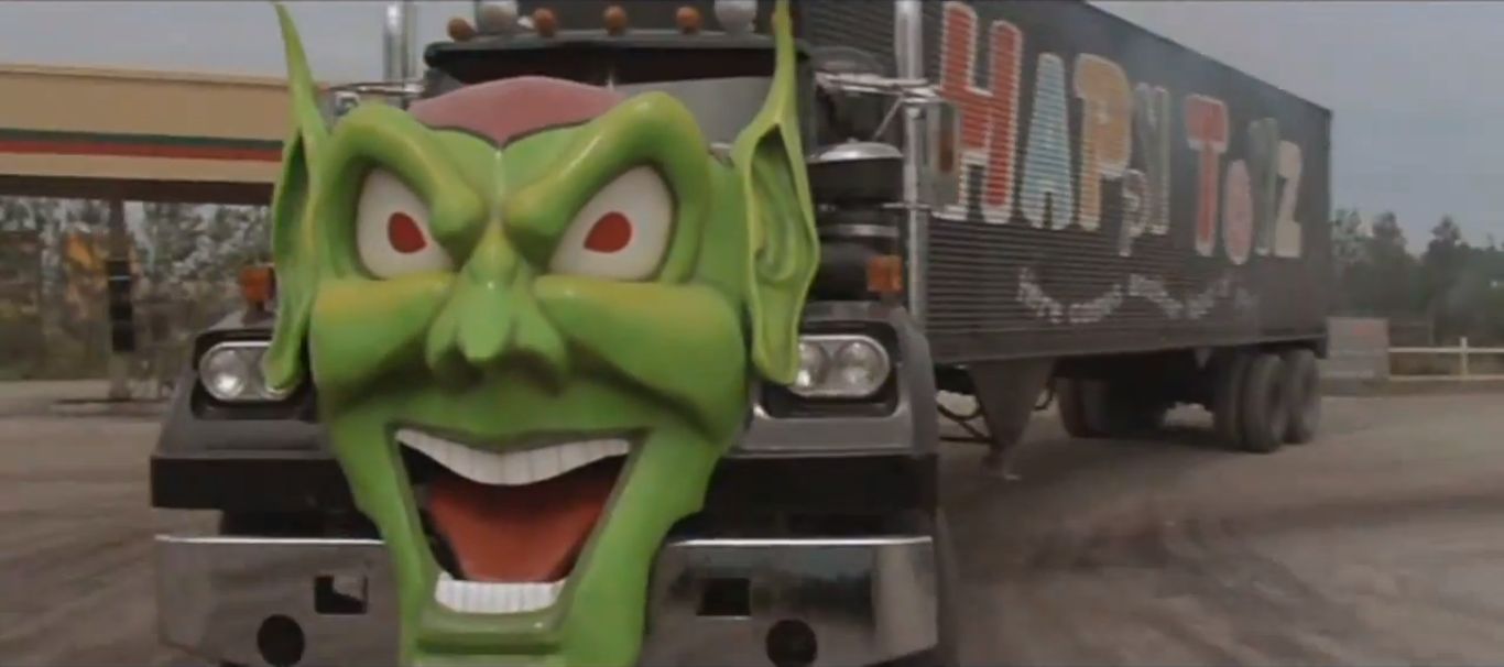 """Maximum Overdrive"""