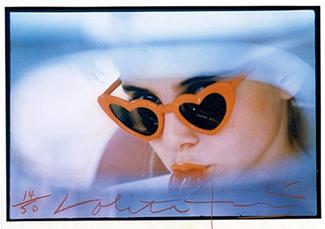 Bert Stern's photo of Lolita as portrayed by Sue Lyon - 'Bert Stern: The Original Madman'