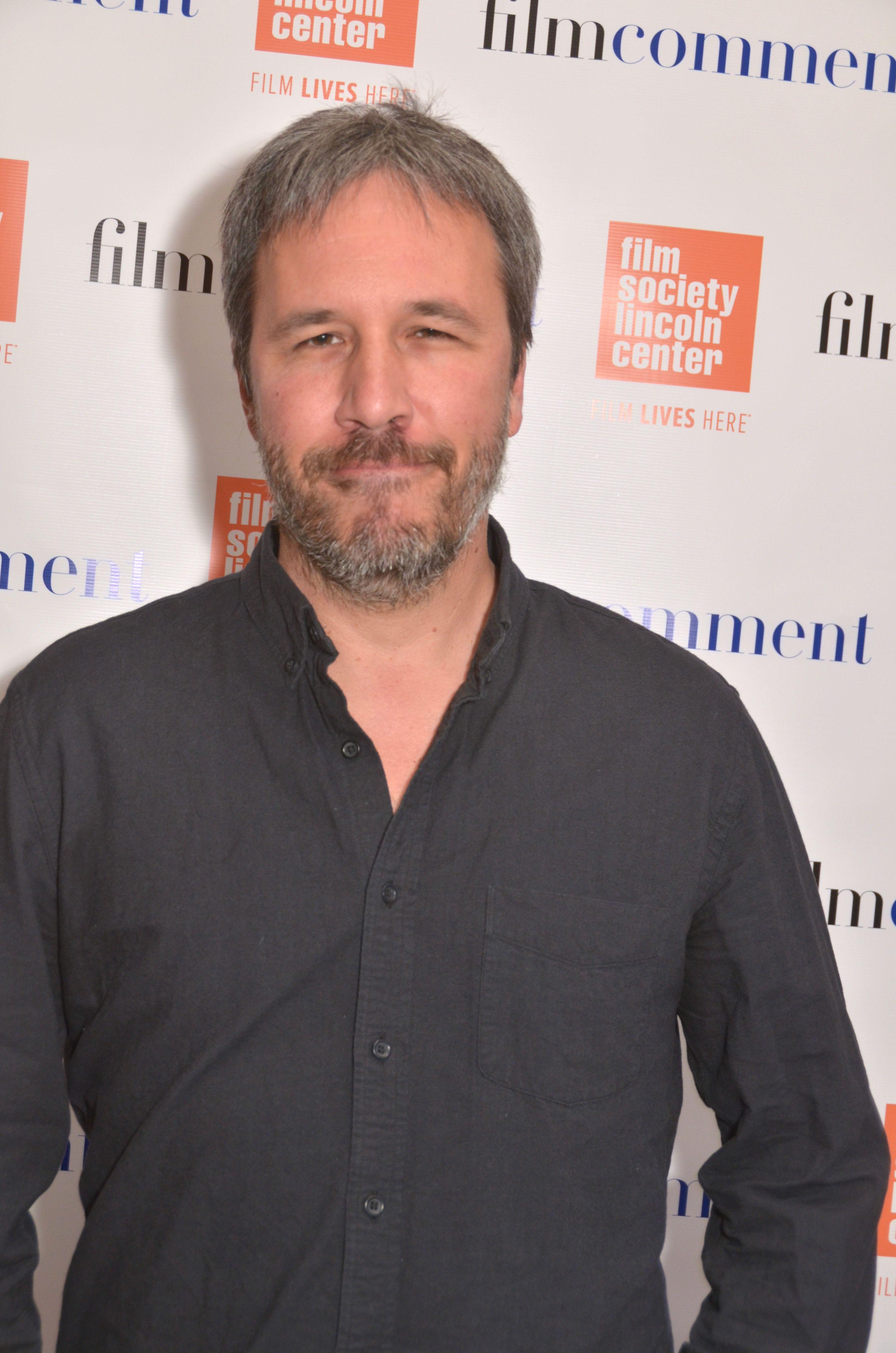 """Sicario"" director Denis Villeneuve"