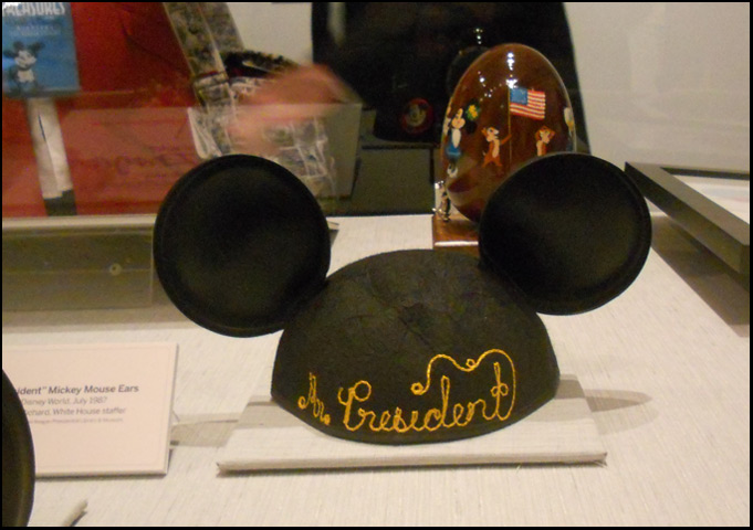 Mr. President Mickey Mouse Ears-680