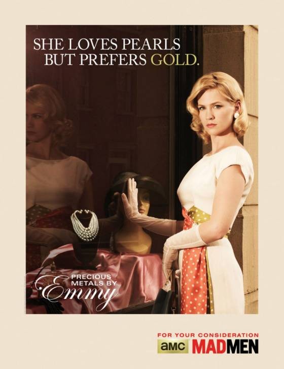 "January Jones ""For Your Consideration"" Poster"