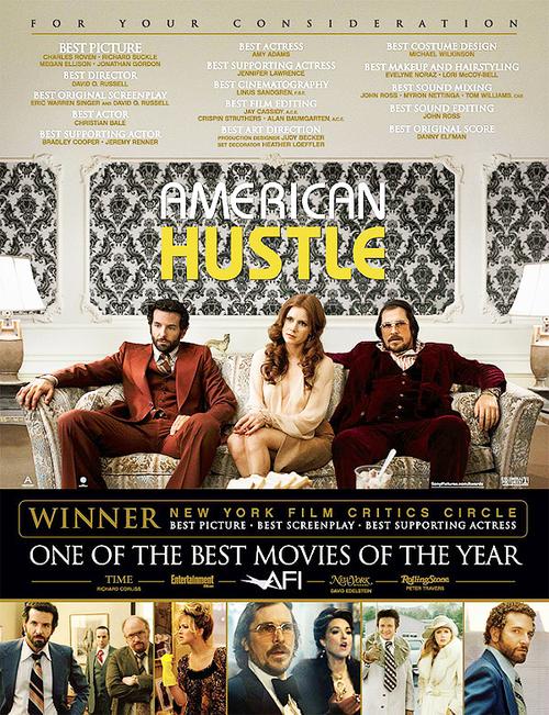 American Hustle, skip