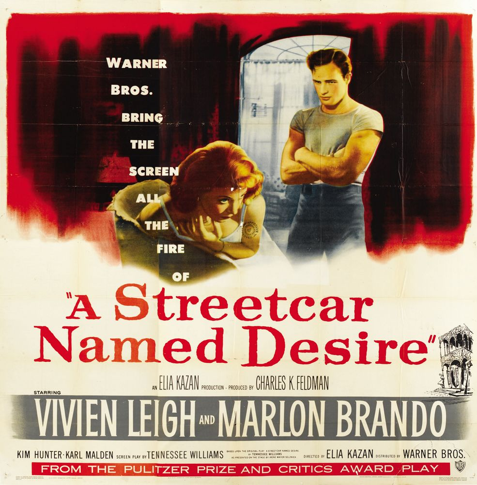 Personal essay and streetcar named desire