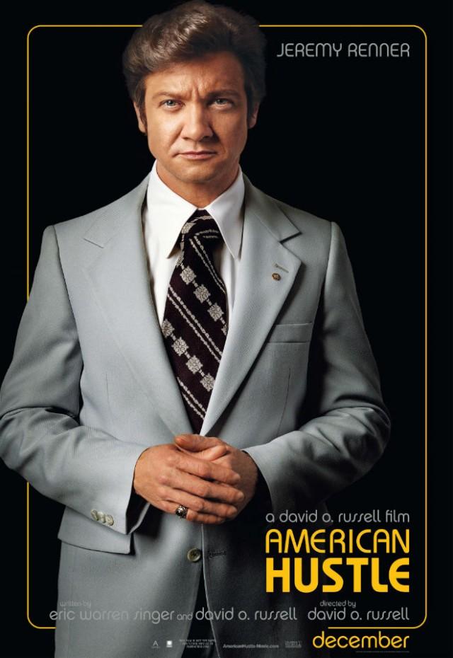 American Hustle poster 5