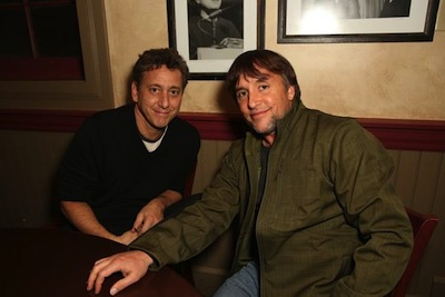 Richard Linklater and John Sloss