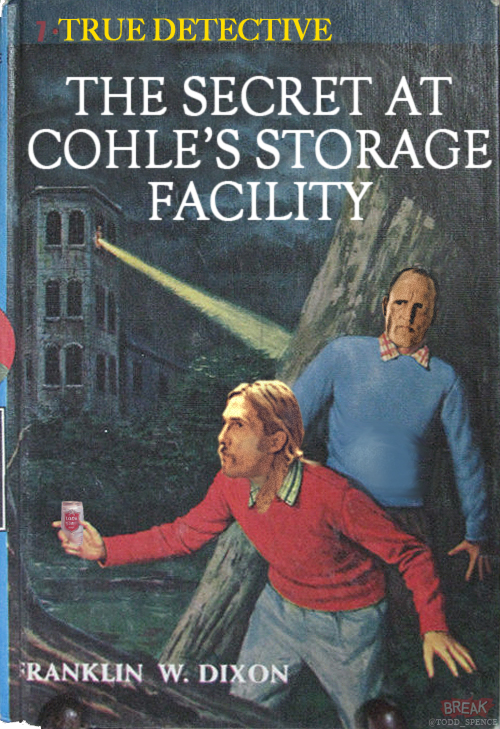 True Detective Hardy Boys