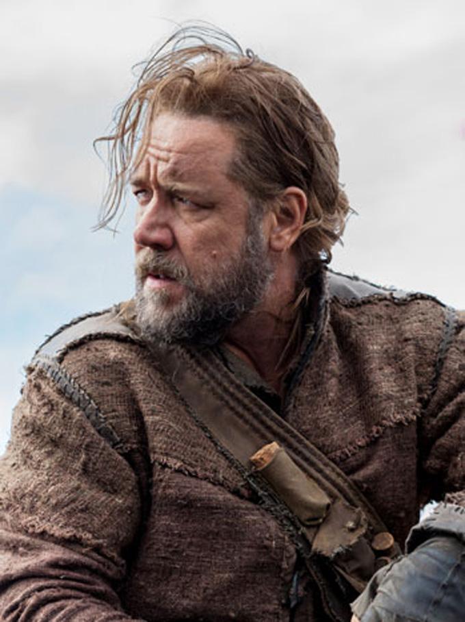 """Russell Crowe in """"Noah"""""""