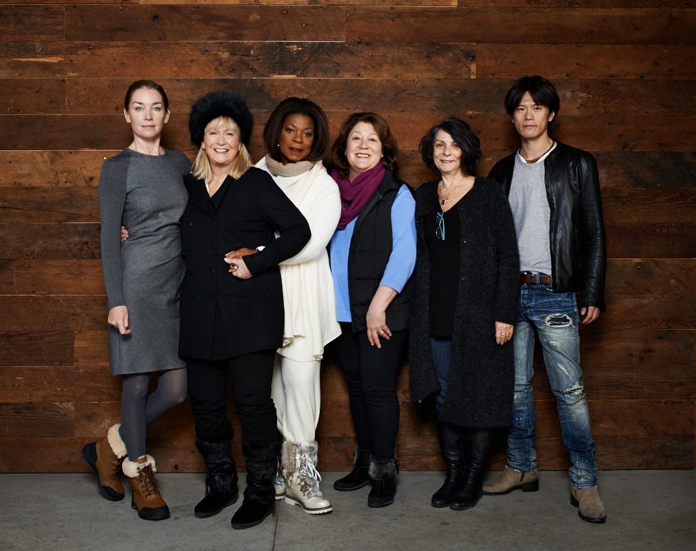 """Sophie and the Rising Sun"" - Julianne Nicholson, Diane Ladd, Lorraine Toussaint, Margo Martindale, Maggie Greenwald, Takashi Yamaguchi"