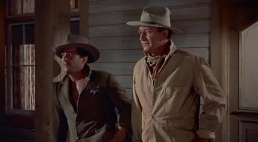 Rio Bravo Wayne & MArtin