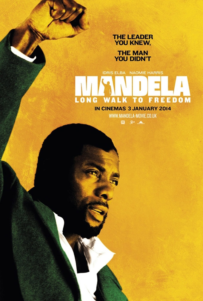 Mandela: Walk To Freedom, poster