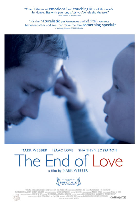 End of Love, poster