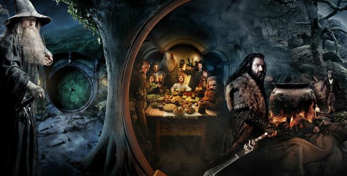Hobbit Banner 1