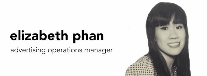 Elizabeth Phan - Team Page