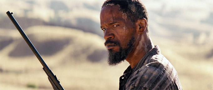Django Unchained, trailer, Jamie Foxx