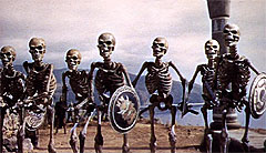 Harryhausen Seven Skeletons