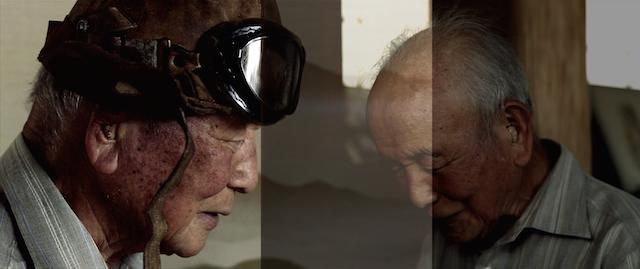 Meiro Koizumi, Double Projection (Where Silence Fails), 2013. 2 channel video installation.