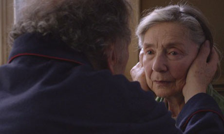 'Amour'- 2012 European Film Award for Best Film, Director, Actor and Actress