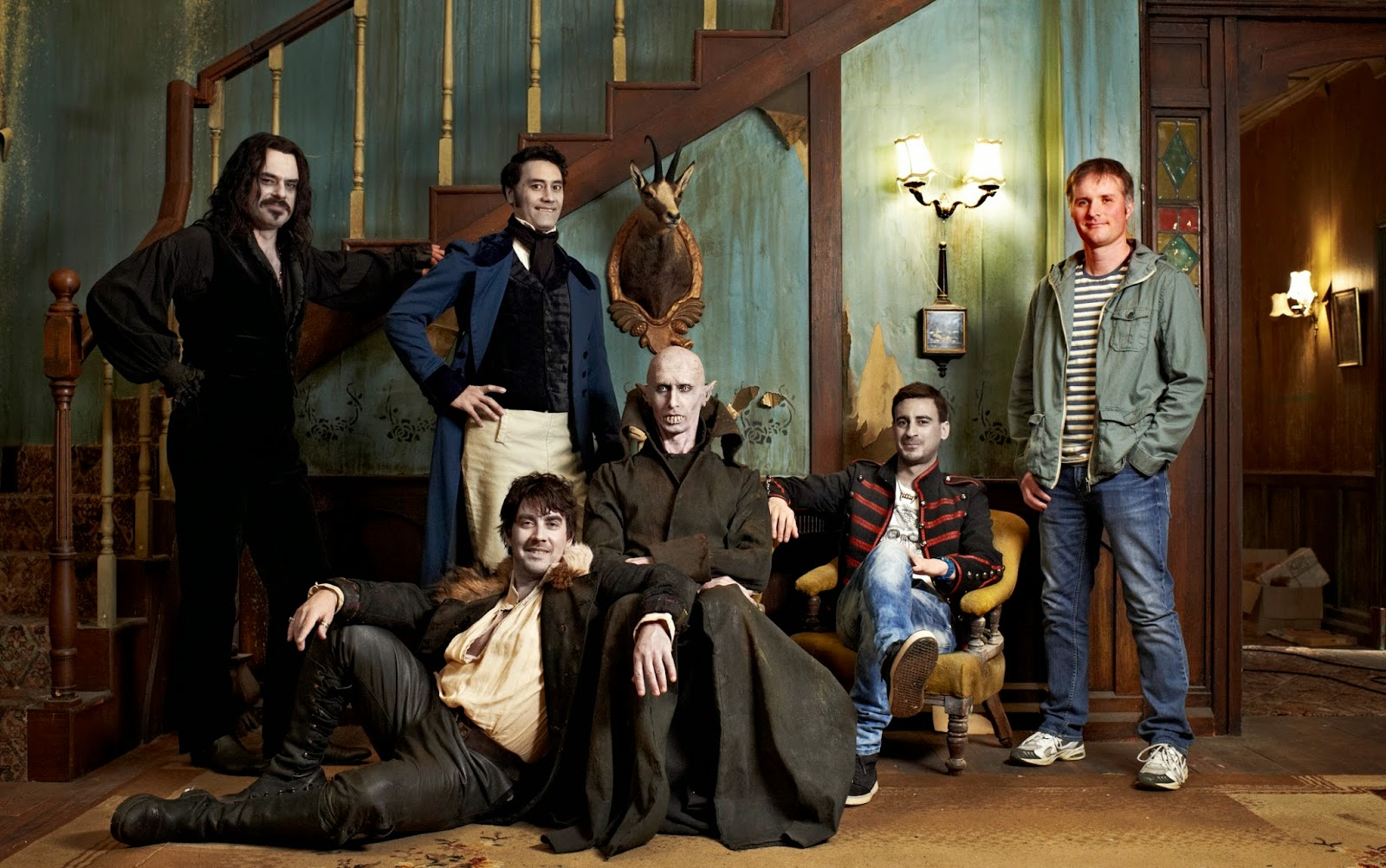 """""""What We Do in the Shadows"""""""
