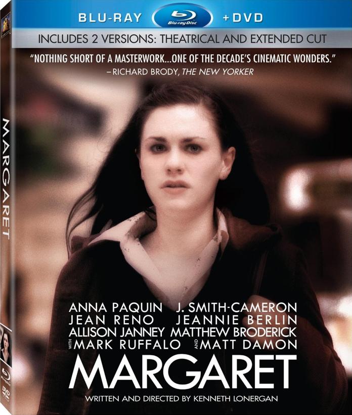 Margaret DVD