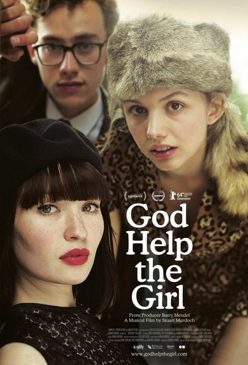 God Help The Girl, poster