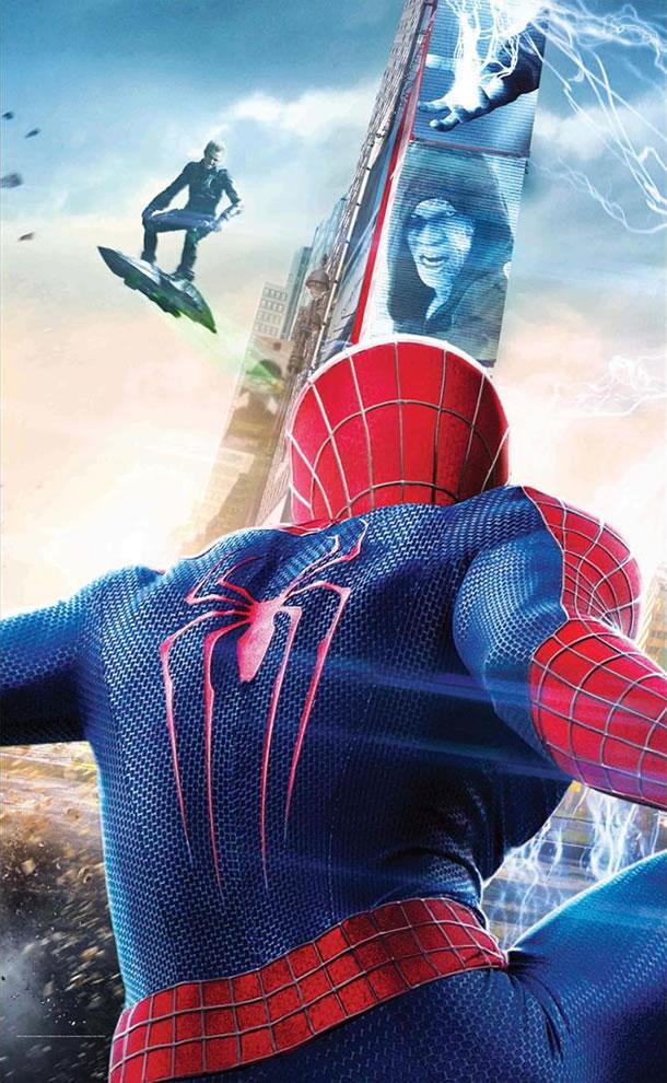 Amazing Spider-Man 2, poster, skip