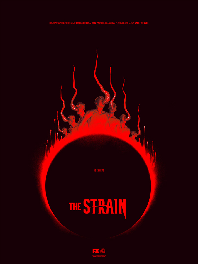 The Strain Poster 1