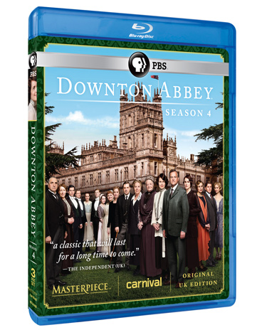 Downton Abbey S4 Blu-ray-375