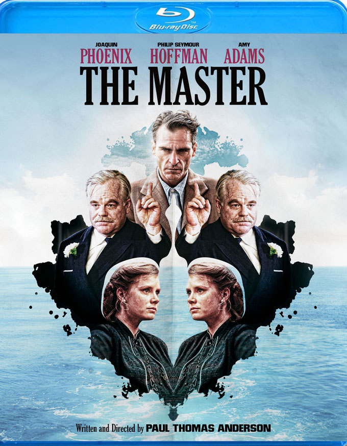 The Master blu-ray art skip