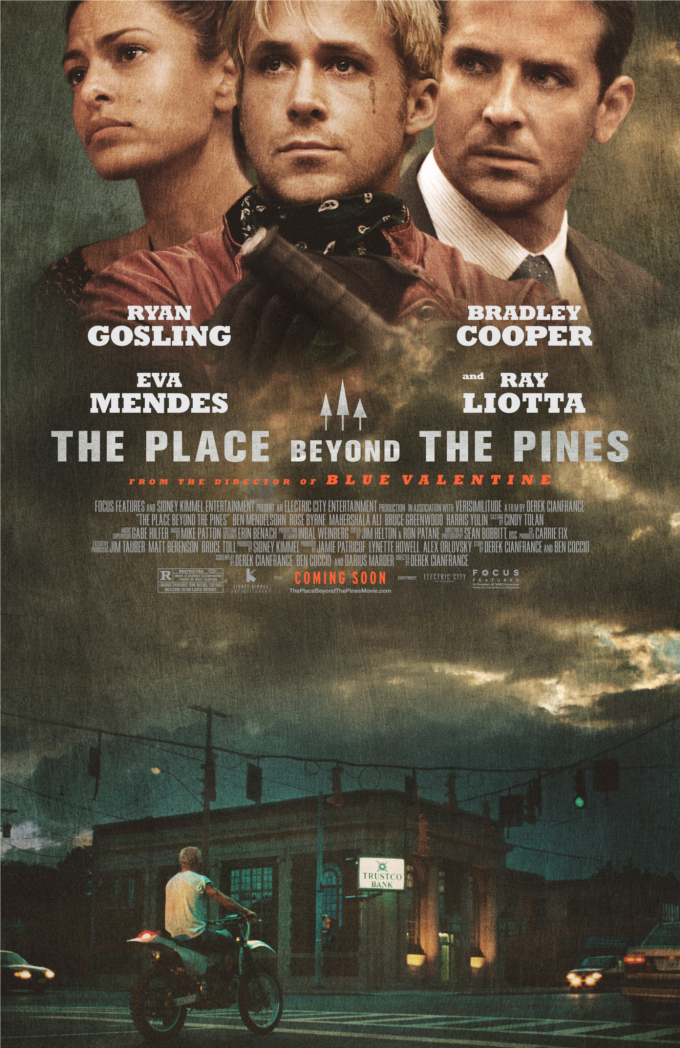The Place Beyond The Pines Poster skip crop