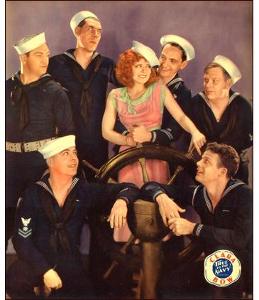 Clara Bow-True to the Navy-365