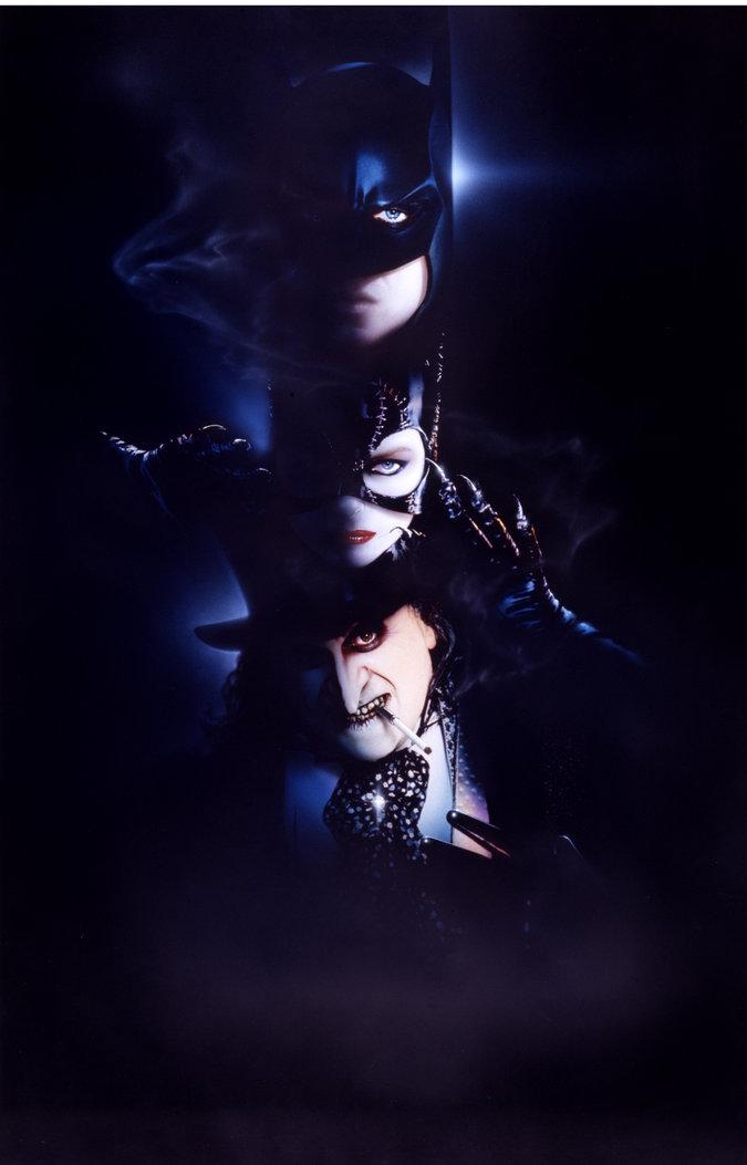 """Batman Returns"" Poster"