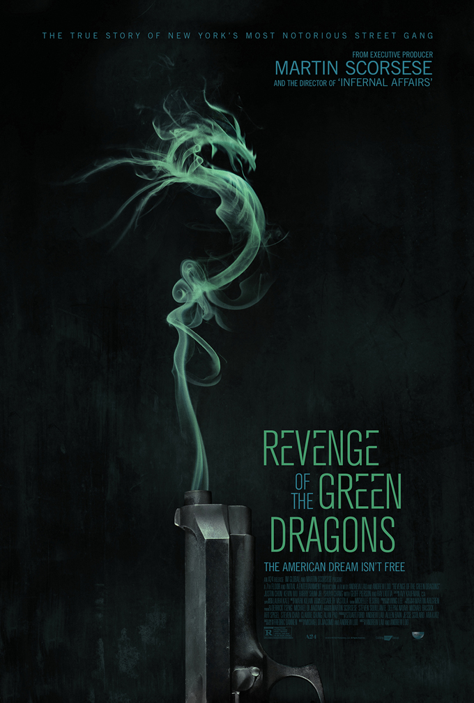 Revenge Of The Green Dragons Poster